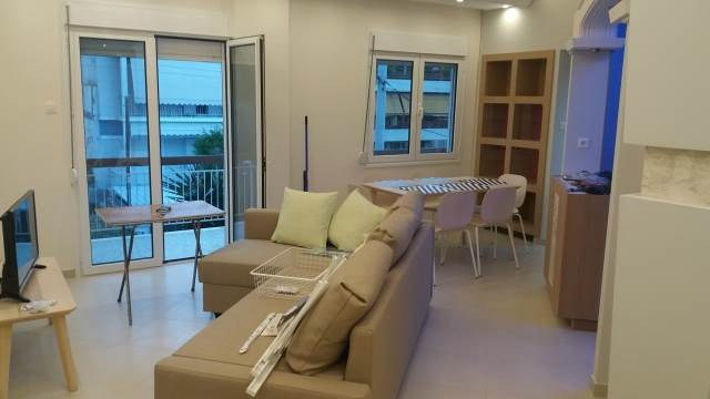 (For Rent) Residential Apartment || Athens South/Palaio Faliro - 85 Sq.m, 2 Bedrooms, 900€